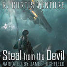 Steal from the Devil audiobook cover