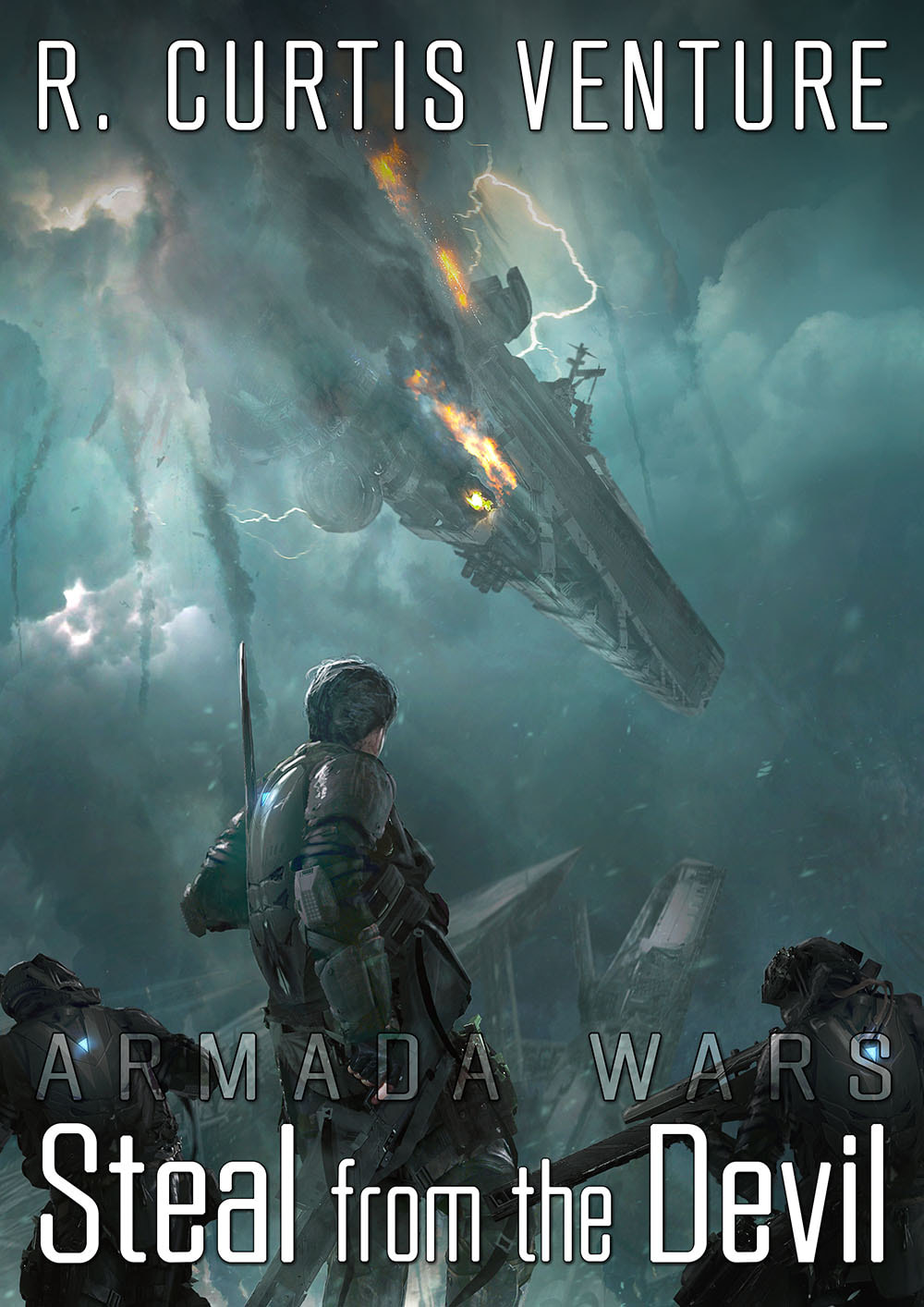 Armada Wars Book 1: Steal from the Devil