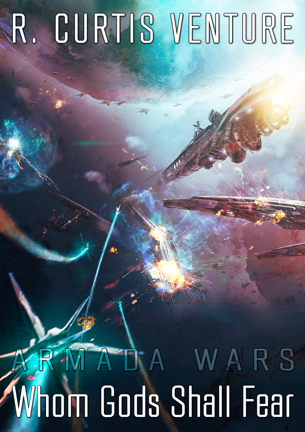 Armada Wars Book 4: From Shattered Stars